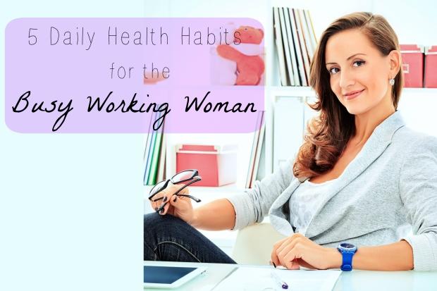5 daily habits