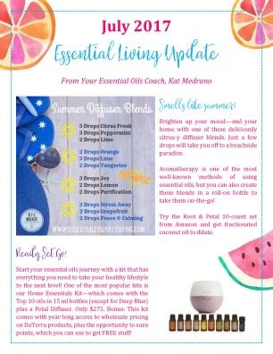 July EO Newsletter pg 1